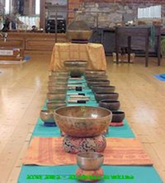 campane tibetane centro